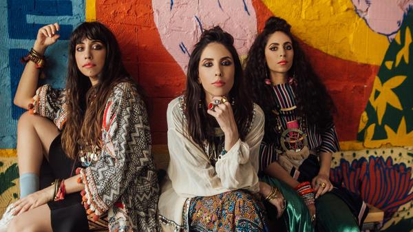 A-WA's latest album, <em>Bayti Fi Rasi, </em>is out now.