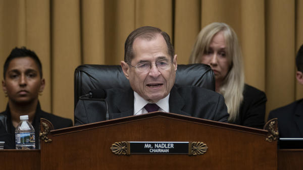 Rep. Jerrold Nadler, D-N.Y., chairman of the House Judiciary Committee, is conducting multiple investigations into issues that he and others say could be impeachable offenses for President Trump.