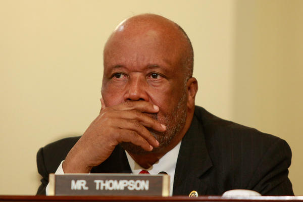 """U.S. Rep. Bennie Thompson, D-Miss., says that under current election procedure, there's """"no way"""" he could win statewide office in Mississippi. Several African-Americans are now challenging those procedures."""
