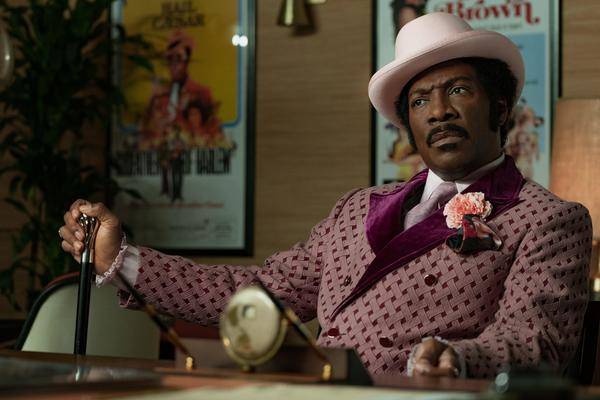 In <em>Dolemite Is My Name</em>, Eddie Murphy leads the star-studded biopic about Rudy Ray Moore whose iconic alter ego became a Blaxploitation legend.