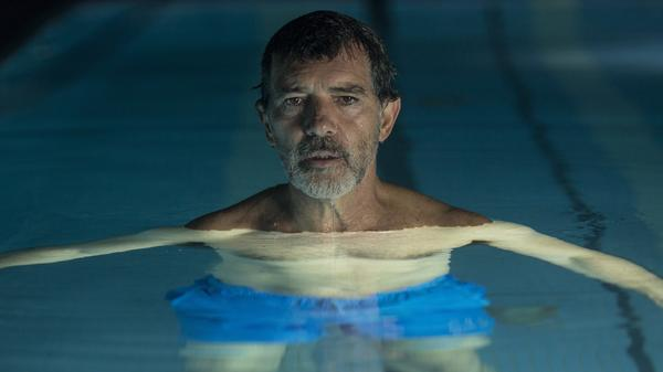 Antonio Banderas won the best actor award at the 2019 Cannes Film Festival for his performance in Pedro Almodóvar's new film,<strong> </strong><em>Pain and Glory.</em>