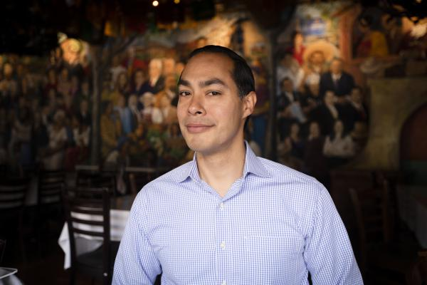 Julián Castro spoke with NPR on Monday about the House impeachment inquiry and why he says President Trump should be removed from office.