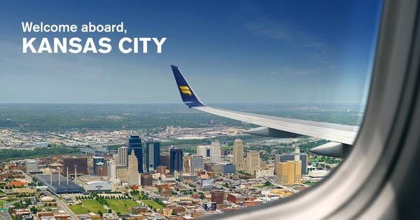 Icelandair announced Monday is would discontinue service from Kansas City International airport.