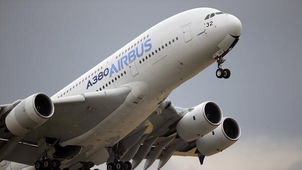 The World Trade Organization says the United States can impose tariffs on up to $7.5 billion worth of goods from the European Union as retaliation for illegal subsidies to Airbus — a record award from the trade body.