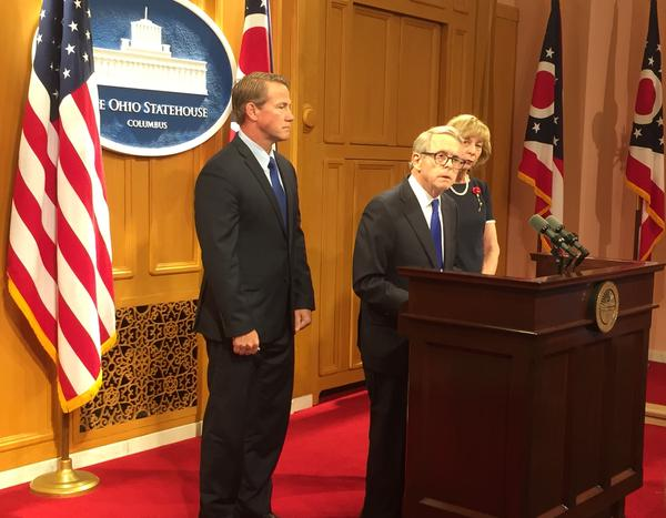 Gov. Mike DeWine unveils his plan to reduce gun violence just days after the mass shooting in Dayton.