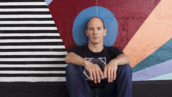 Caribou is otherwise known as songwriter and producer Dan Snaith.