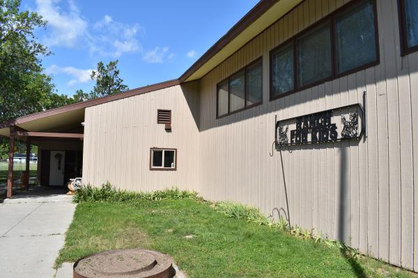 Ranch For Kids' main facility in the small, remote town of Rexford, MT.