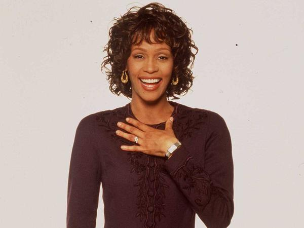 Whitney Houston was nominated for the Rock & Roll Hall of Fame on Tuesday.