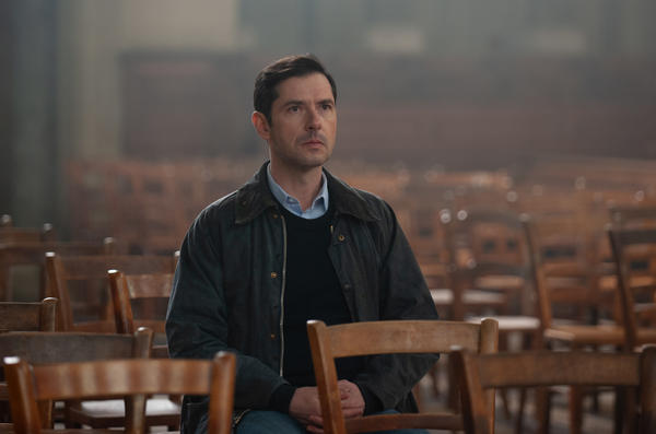 Melvil Poupaud portrays one of the three men speaking out against their childhood priest in François Ozon's <em>By The Grace of God.</em>
