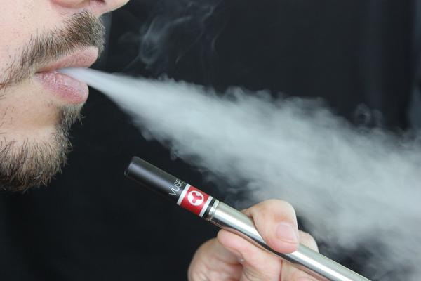 The CDC estimated that 1 in 4 high schools students have used vaping products.