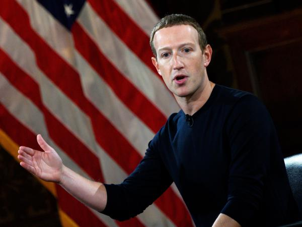 Facebook CEO Mark Zuckerberg says protecting the social network from manipulation is one of his top priorities.