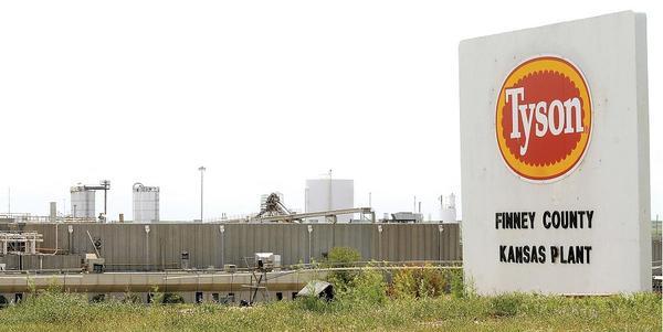 Tyson Fresh Meats, Inc. in Holcomb, KS - Finney County's largest employer - is shut down indefinitely following a weekend fire.