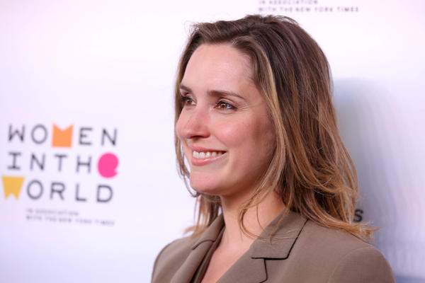 Margaret Brennan attends Tina Brown's 7th Annual Women In The World Summit Opening Night at David H. Koch Theater at Lincoln Center on April 6, 2016 in New York City. (Jemal Countess/Getty Images)
