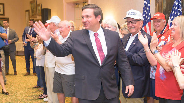 Gov. Ron DeSantis is backing efforts by Florida lawmakers seeking to lift NCAA rules that prevent college athletes from signing endorsement deals and profiting from their athletic prowess.