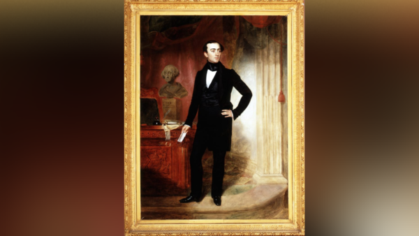 "When the governor of the Michigan territory, Stevens T. Mason left office in 1840, he was very unpopular. But ""by 1905, he was seen as sort of a hero of Michigan's history,"" said Rachel Clark."