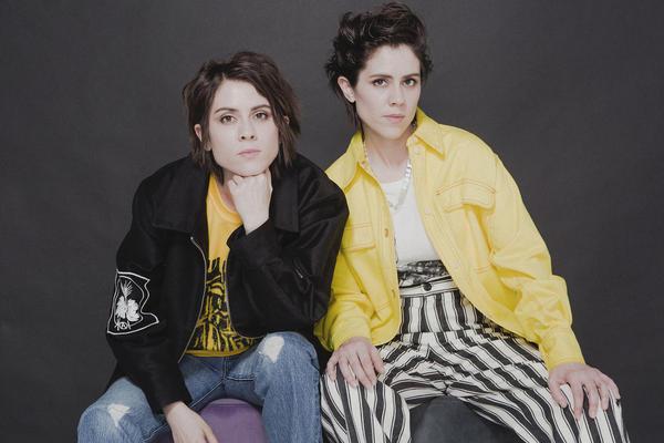 Tegan and Sara. (Trevor Ball Photography)