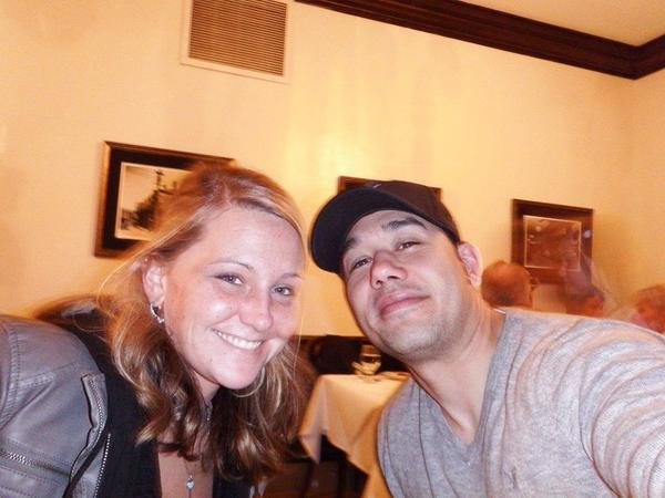 The Ghost of Julian Etinge Haunts a couple at Tujague's Restaurant
