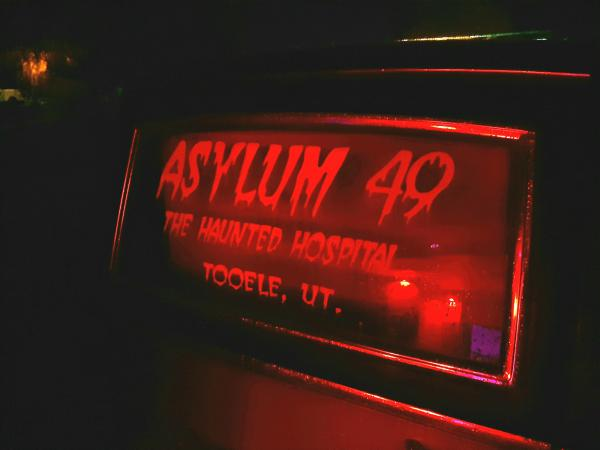 Asylum 49 in Tooele, Utah, is a full-contact haunted house that hosts extreme nights, where guests are waterboarded, shock and force-fed maggots.