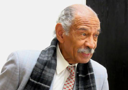 Congressman John Conyers died at age 90 on Sunday. He was the longest-serving African-American in Congress.