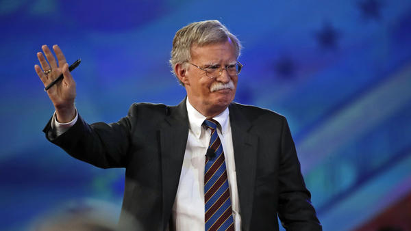 Former U.S. Ambassador to the United Nations John Bolton has been chosen by President Trump as his next national security adviser.