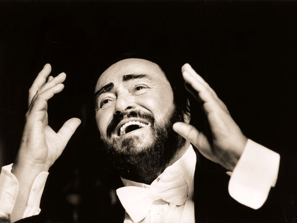 Tenor Luciano Pavarotti, who died in 2007, is the subject of a new documentary film, directed by Ron Howard.