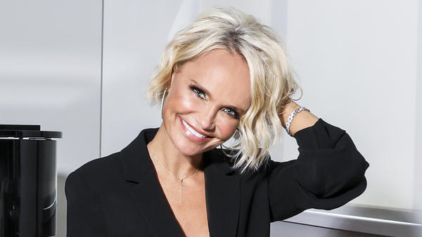 Kristin Chenoweth's album <em>For the Girls </em>is out now.