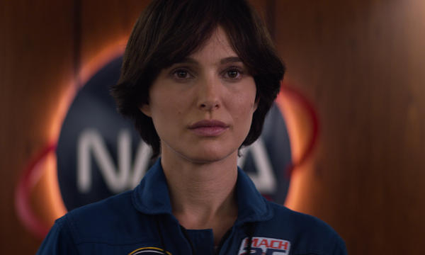 Natalie Portman plays an astronaut whose life begins to come undone following her spaceflight in <em>Lucy in the Sky.</em>