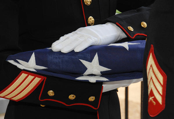 The body of a Marine who lost his life in the South Pacific during World War II is finally being returned to his surviving family in Holly, Michigan.