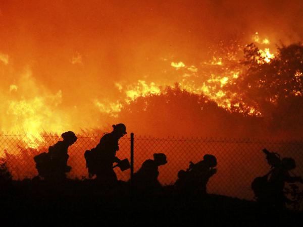 The Trump administration has formally notified the United Nations that it is withdrawing from the Paris climate agreement. The move comes as climate change drives more frequent and severe wildfires, hurricanes and other hazards.