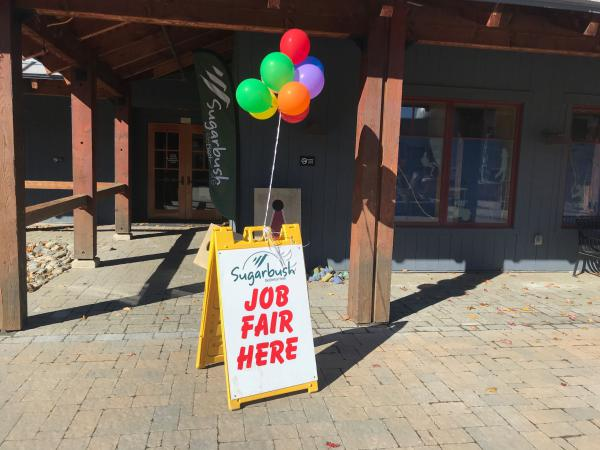 Vermont ski resorts, like Sugarbush, are looking to staff for the winter season. Some are looking to offer more benefits to entry-level jobs as a way to entice potential employees.