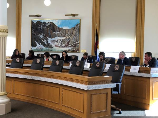 Lawmakers agreed to advance five bills at the final school safety committee meeting on Thursday.