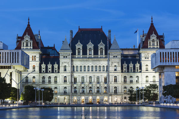 In 2015, the New York legislature in Albany passed a law to end the practice of surprise medical billing. Research suggests overall health care costs have risen as a result.