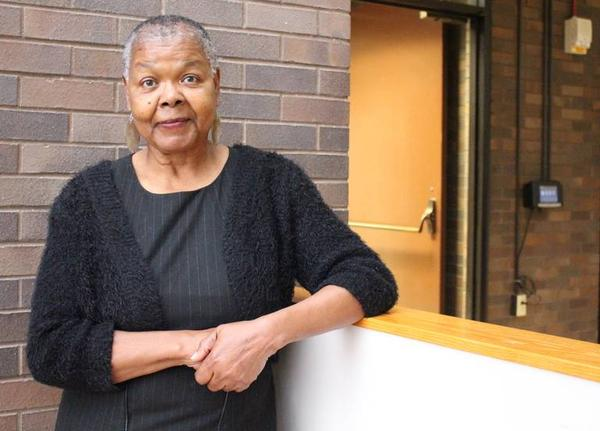 Community activist Malissa Blanchard, 69, of Washington Park, would like to see a monument or some other recognition for the old Douglas-Lawnridge Cemetery.