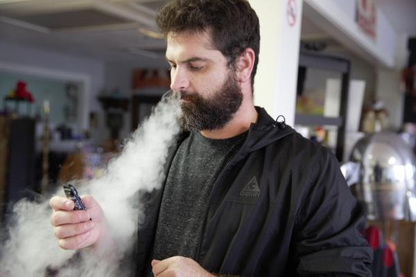 <p>A judge has put a stay on Oregon's ban of flavored vaping products containing nicotine. But the ban remains in place for cannabis products.</p>