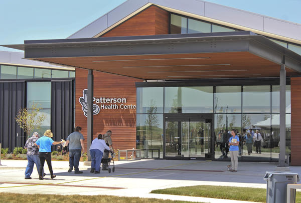 The Patterson Health Center opened only after the surrounding communities decided to shut down their competing, failing hospitals. And only with a large grant that insisted the communities team up.