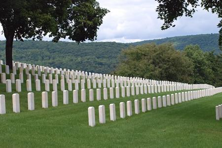 The State Veterans Cemetery would complement the Veterans cemetray in Bath, NY.