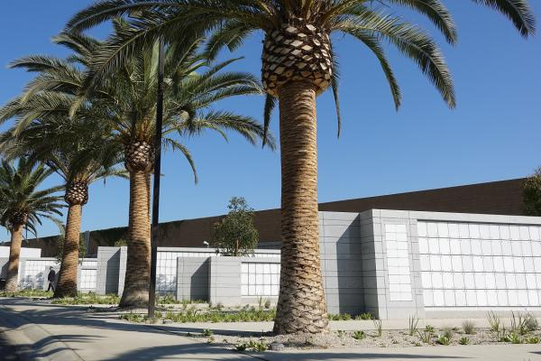 The first phase of the Los Angeles columbarium expansion has capacity for more than 10,000 veterans and their spouses.