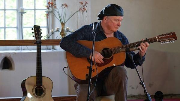 The title track of Irish singer-songwriter Gerry O'Beirne's latest album, <em>Swimming The Horses</em>, is featured on this week's episode.