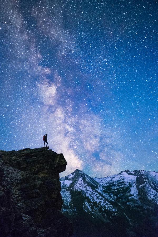 Counties in eastern Montana are developing a tourism route through the state's darkest night skies.