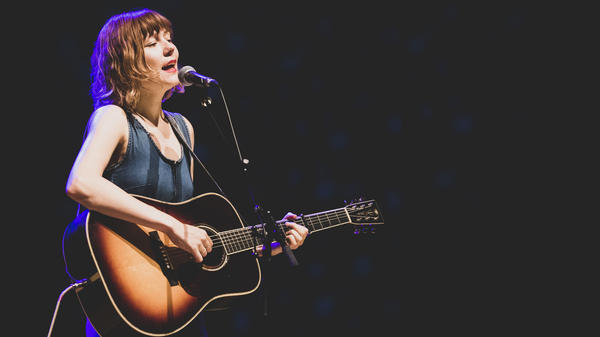 Molly Tuttle performs live from the AmericanaFest Day Stage in Nashville.
