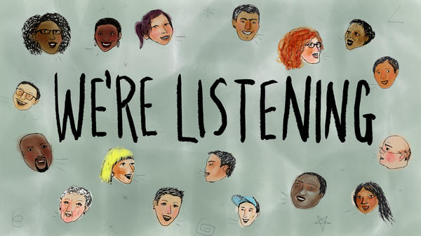 NPR wants to hear about someone special you lost in 2019.