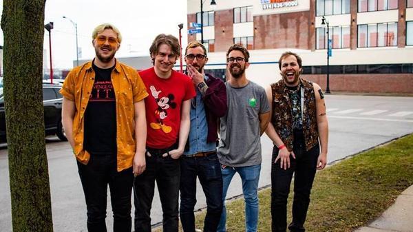 Milwaukee emo band Telethon.