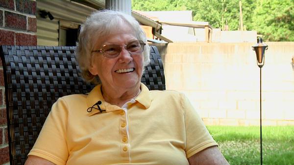Billie Hatfield, also known as 'Granny Hatfield'