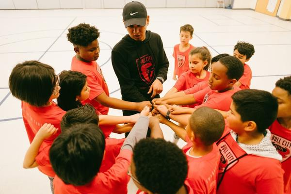 Jose Santibanez started Bull City Futsal in 2017 to connect Durham kids and their families with community resources like healthcare, all while sharing with them his passion for soccer.