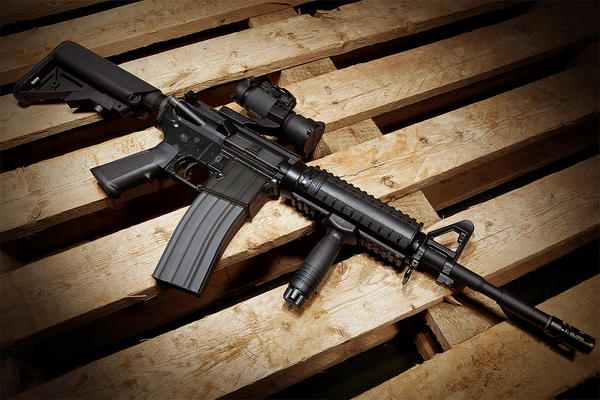 The gun-rights group alleges that the age restriction is an unconstitutional violation of the Second Amendment. FLICKR