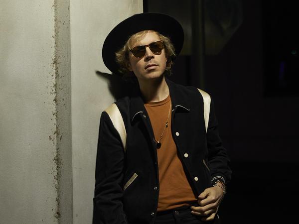 Beck's 14th album, <em>Hyperspace</em>, is out Nov. 22.