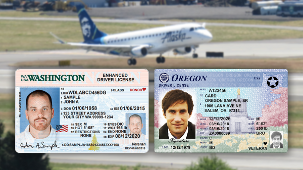 Domestic air travelers are on notice to have federally acceptable ID cards by October 1, 2020.