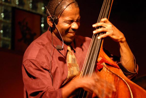 "Acclaimed jazz bassist Avery Sharpe's new album is called ""400."""