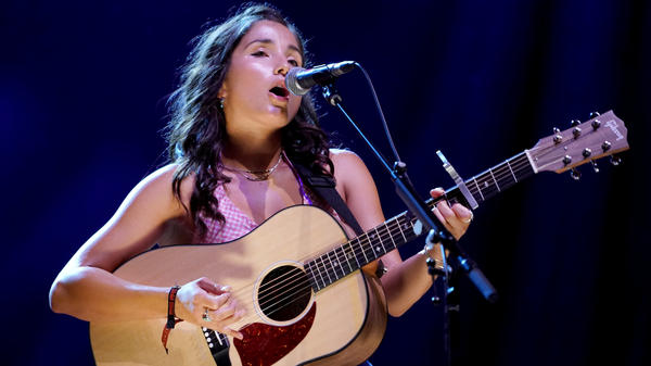 Jade Jackson performs live from the 2019 AmericanaFest Day Stage.