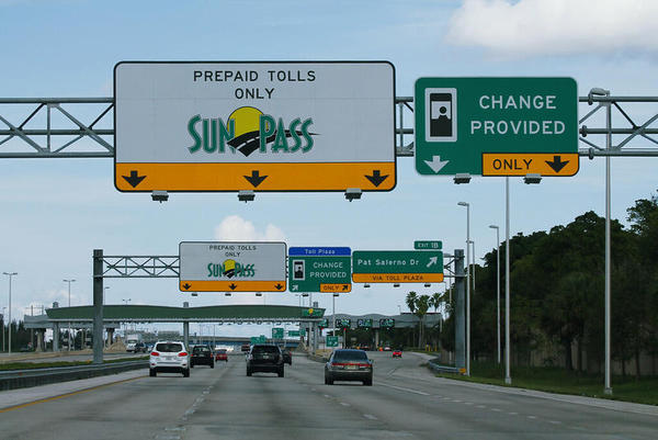 As of July 31, about $184 million remained uncollected from SunPass and Toll-By-Plate customers for toll transactions recorded between June 11, 2018, when the new system went live, and May 31, when the system was considered back to normal business. FLICKR